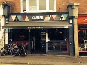 Camden Bar, Ashley Cross, Bournemouth