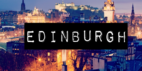 Edinburgh-Lights