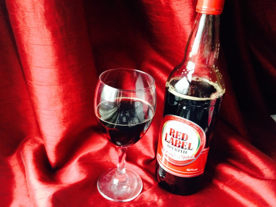 Jamaican Red Label Wine Review