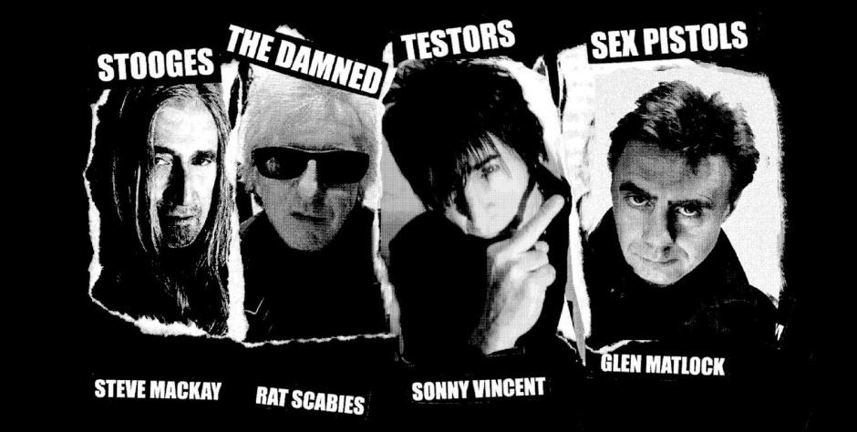 Sonny Vincent Review