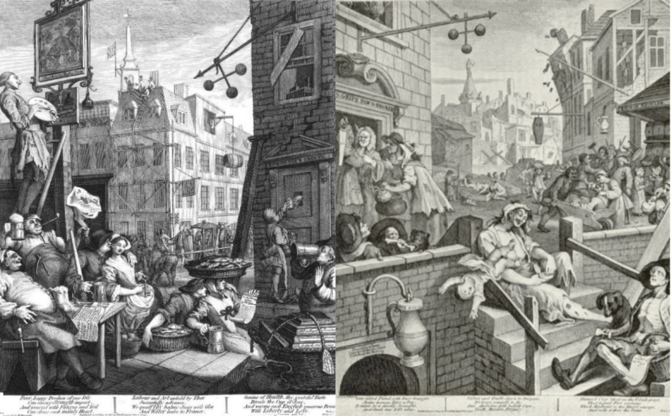 The London Gin Craze